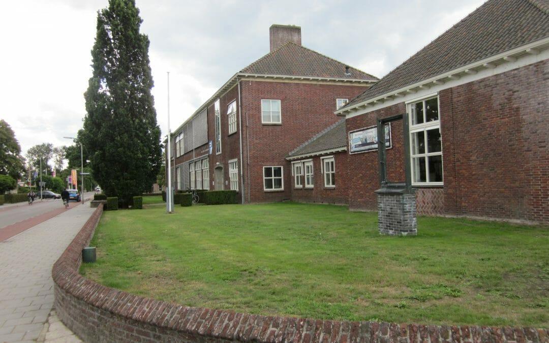 De voormalige technische school