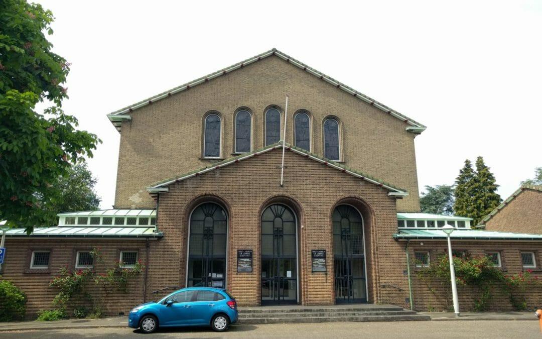 Aanvraag monumentenstatus kerk Friedhoff