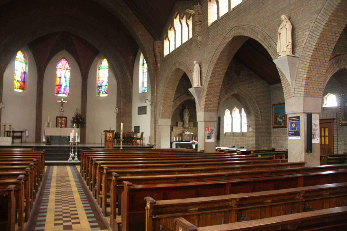 Kerk OLV Rozenkrans, De Goorn, foto Job van Nes