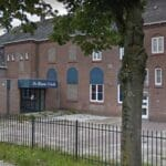 De Blauwe Scholk, vroegere Mariaschool in Dungen. Foto Google Streetview