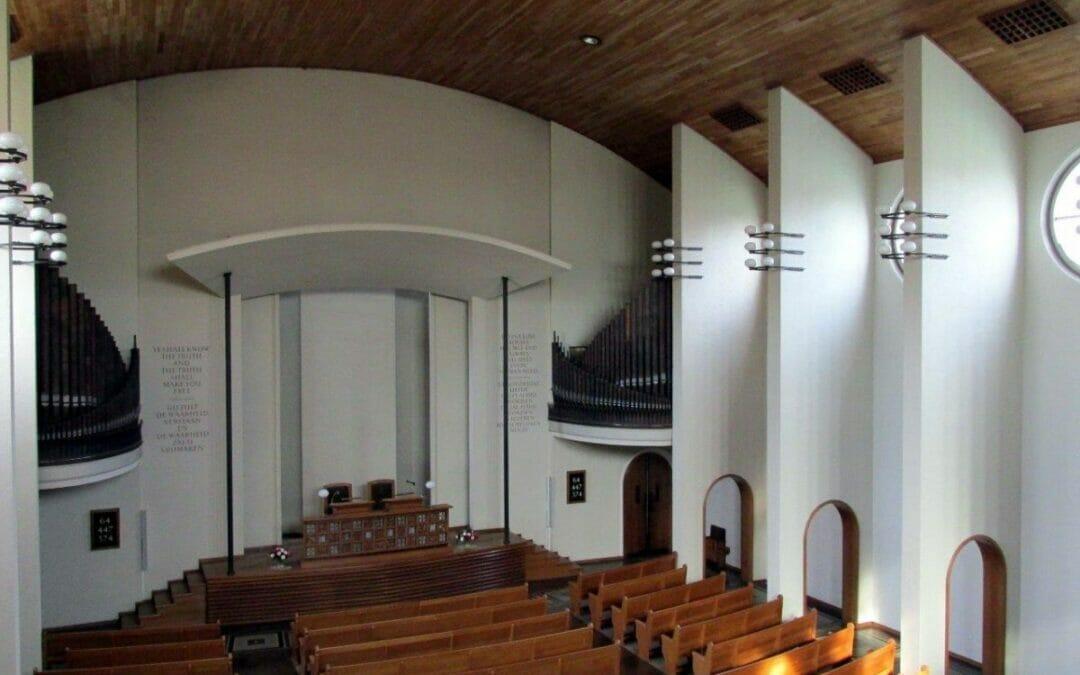 Christian Sciencekerk Amsterdam op verzoek van het Cuypersgenootschap aangewezen als gemeentelijk monument
