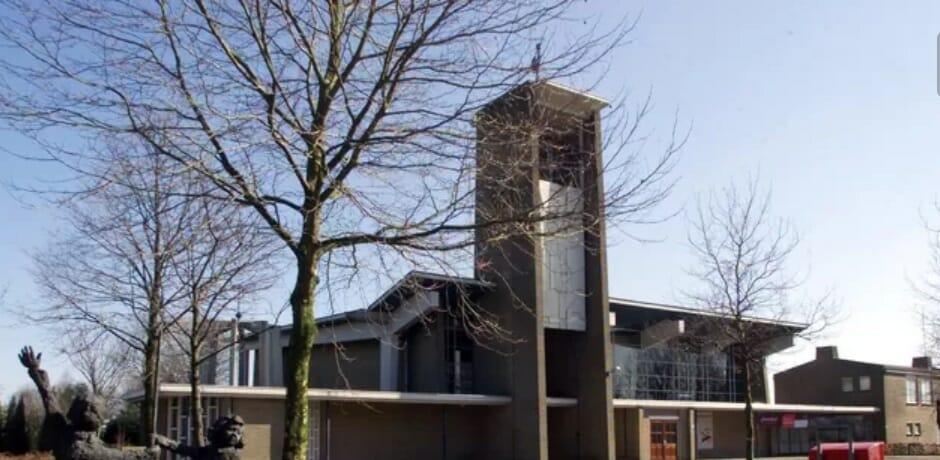 Cuypersgenootschap tegen sloop Sint Jozefkerk Someren-Heide