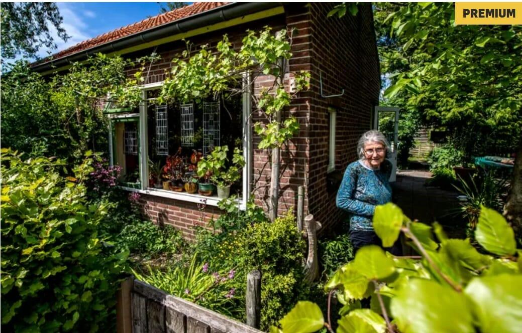 Voorzitter Cuypersgenootschap over waarde naoorlogse woningen in Olst