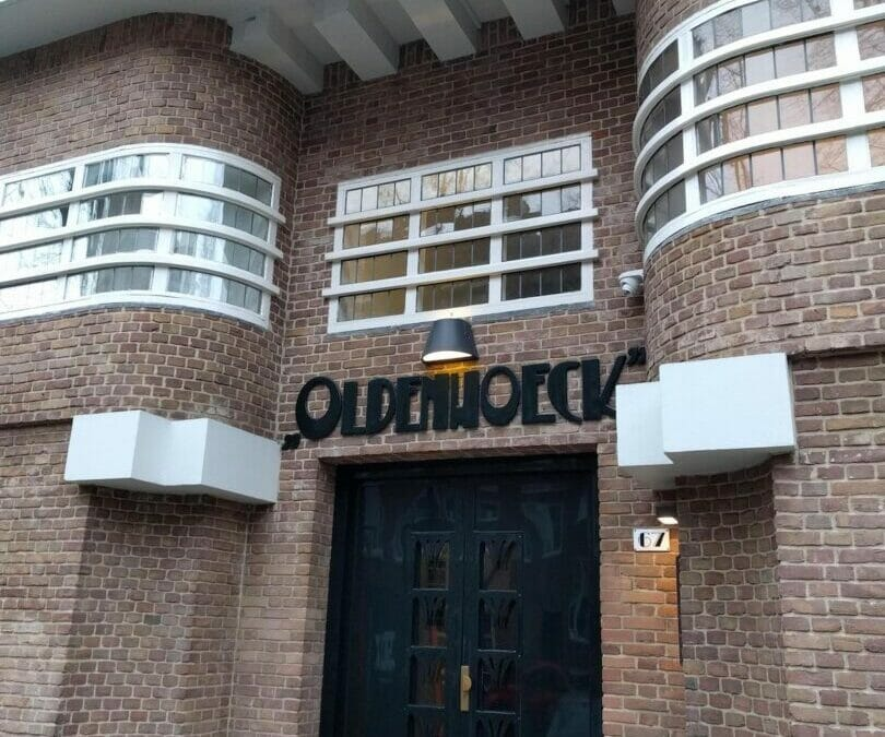 Aanwijzing appartementencomplex Oldenhoeck tot gemeentelijk monument