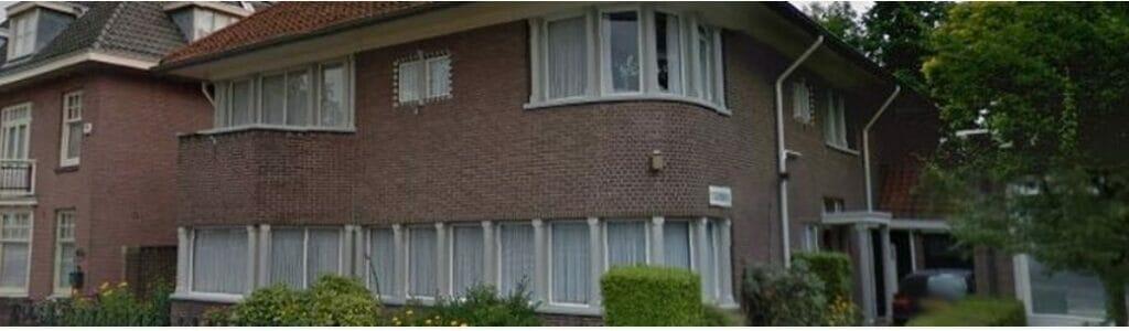 Lasondersingel 138 in Enschede. Fotograaf onbekend