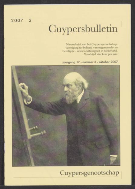 Cuypersbulletin 2007-3