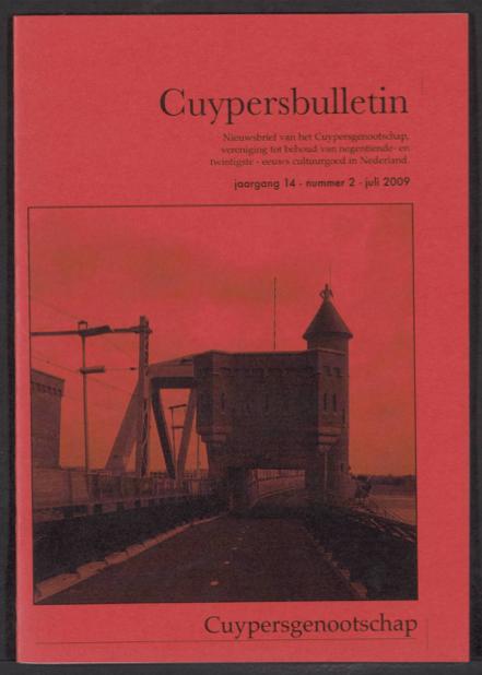 Cuypersbulletin 2009-2