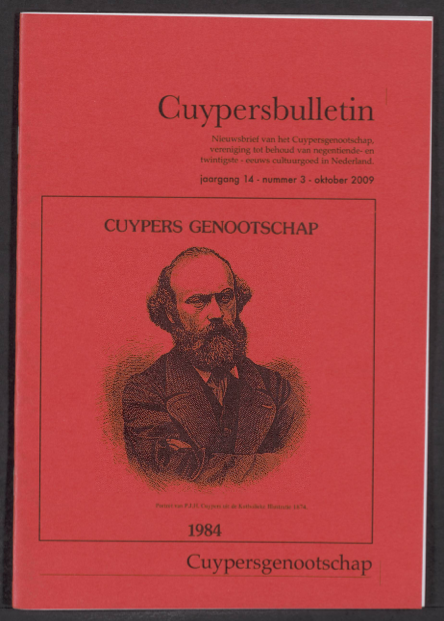 Cuypersbulletin 2009-3