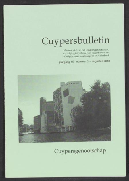 Cuypersbulletin 2010-2