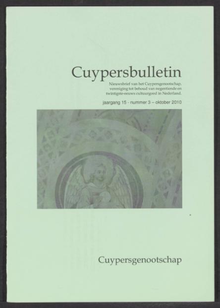 Cuypersbulletin 2010-3