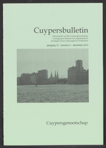 Cuypersbulletin 2010-4