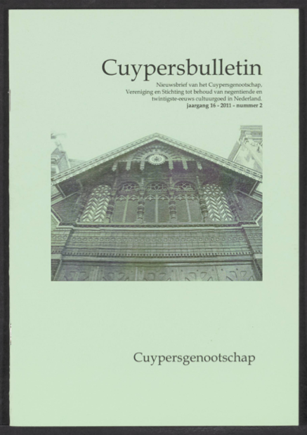 Cuypersbulletin 2011-2