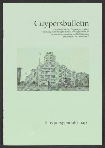 Cuypersbulletin 2011-3