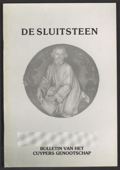 Sluitsteen 1985-1