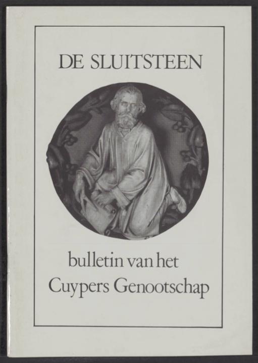 Sluitsteen 1986-1