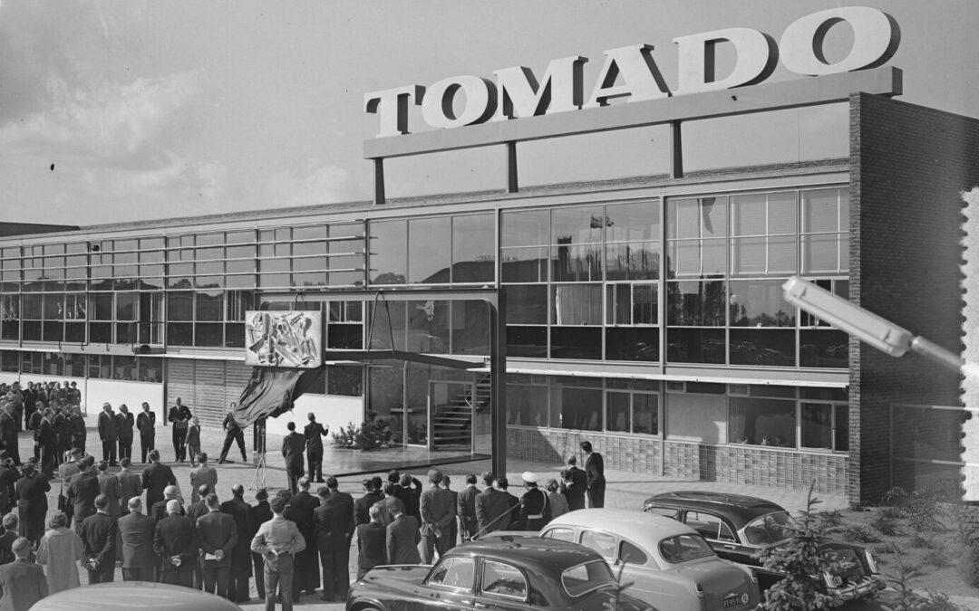Cuypersgenootschap vraagt om behoud voormalige Tomado-fabriek