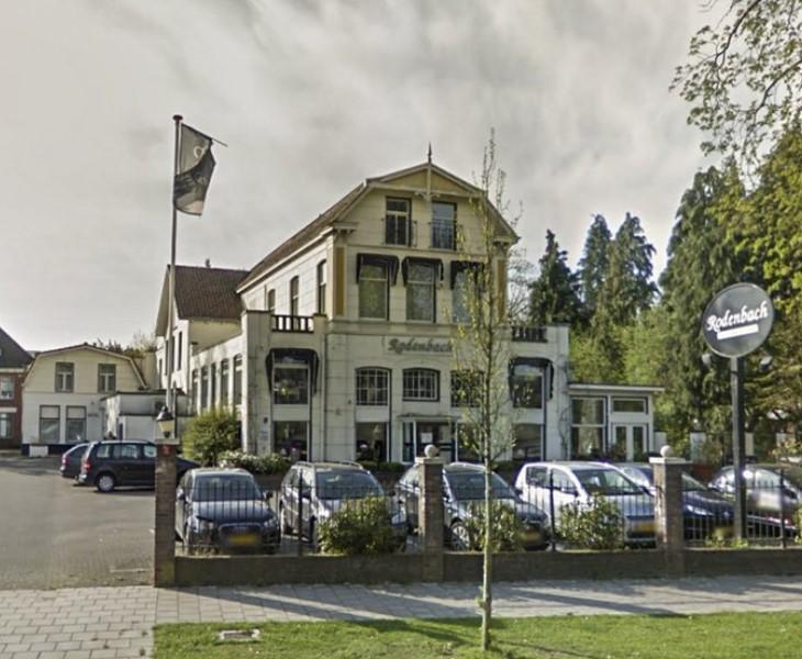 Hotel Rodenbach in Enschede. Fotograaf onbekend. Website Heemschut