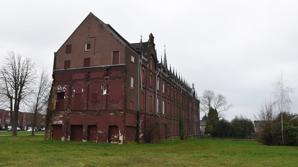 Klooster Pannesheide in Kerkrade. Foto gemeente Kerkrade