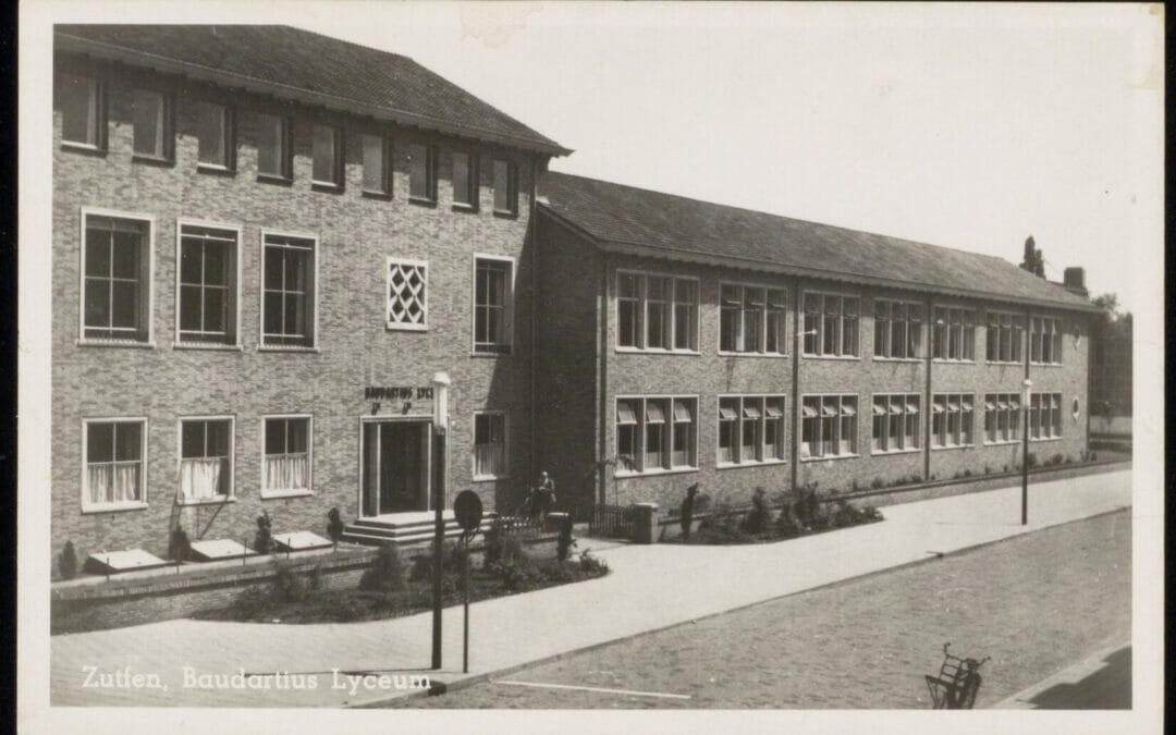 Cuypersgenootschap vraagt aandacht voor Baudartiuscollege in Zutphen