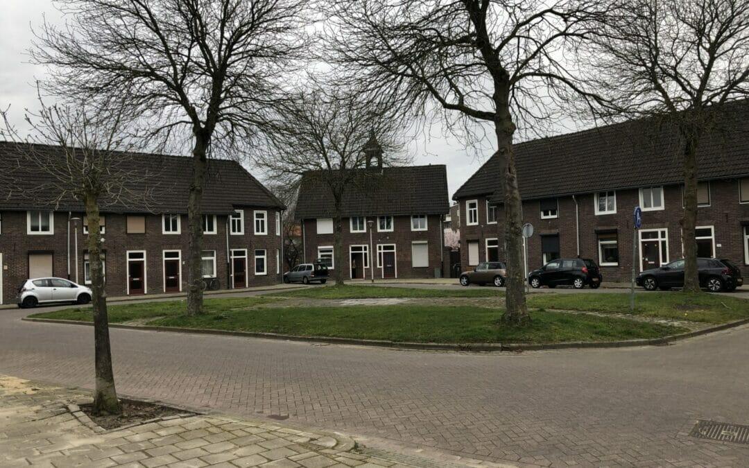 Grootschalige sloop dreigt voor een model-kolonie van Jan Stuyt in Heerlen-Hoensbroek