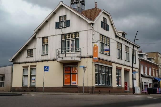 Postkantoor Kerkrade. Foto Rob Oostwegel