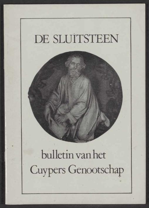 Sluitsteen 1986-2