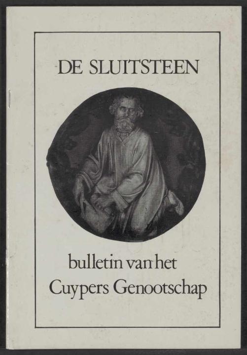 Sluitsteen 1986-3
