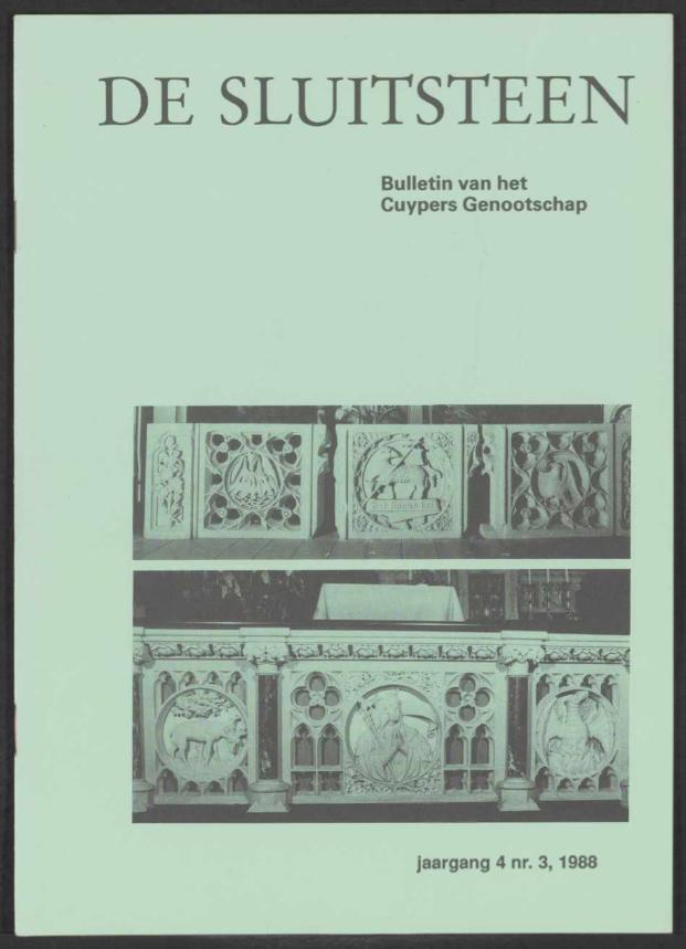 Sluitsteen 1988-3