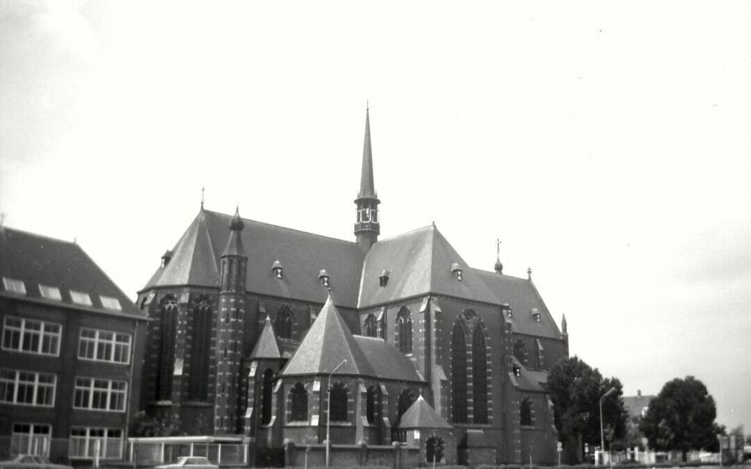 Definitieve vergunning herbestemming Annakerk in Breda