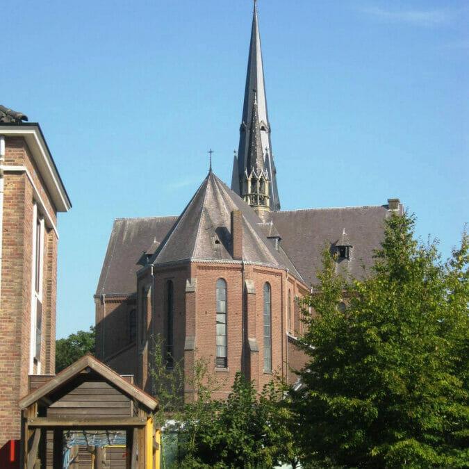 Definitieve vergunning herbestemming H. Hartkerk in Breda