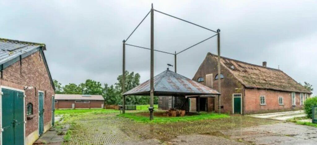 Boerderij in Woubrugge