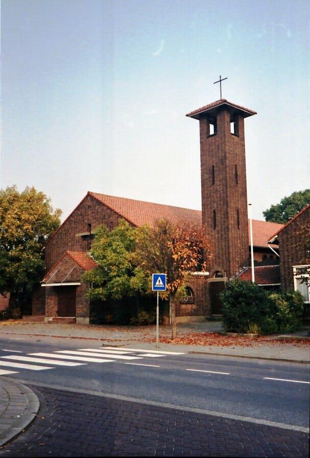 Heilig Hart van Jezuskerk in Zwijndrecht