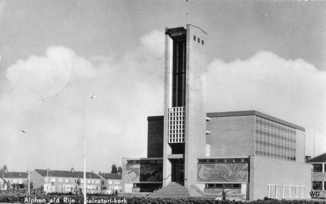 Alphen aan den Rijn zet sloop Salvatorikerk door