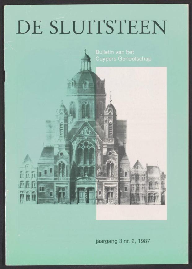 Sluitsteen 1987-2