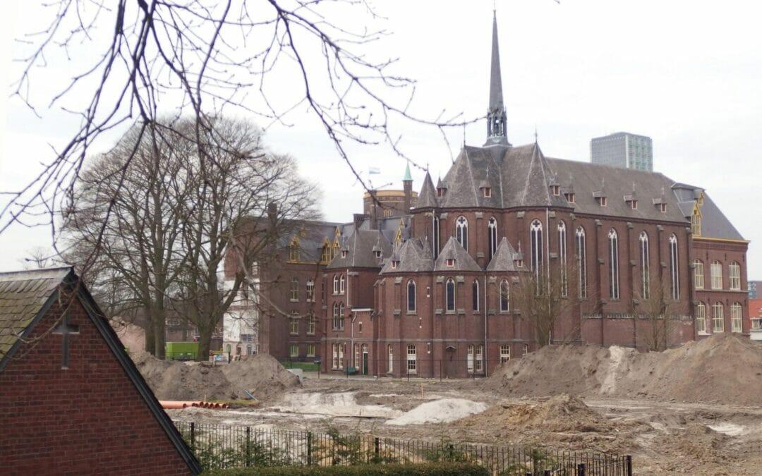 Cuypersgenootschap oneens met voorgestelde herbestemming kapel missiehuis Tilburg