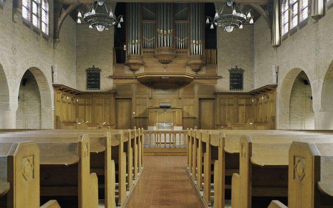 Cuypersgenootschap vindt dat stadsbestuur interieur Waalse Kerk niet mag laten wijzigen