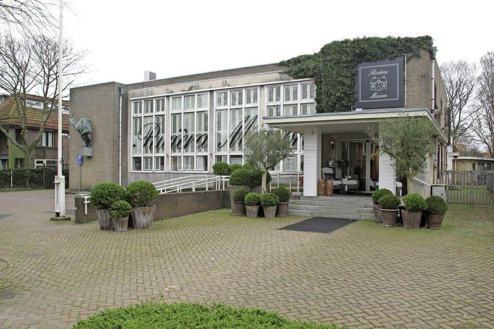 Postkantoor Heemstede. Archiefoto Haarlems Dagblad