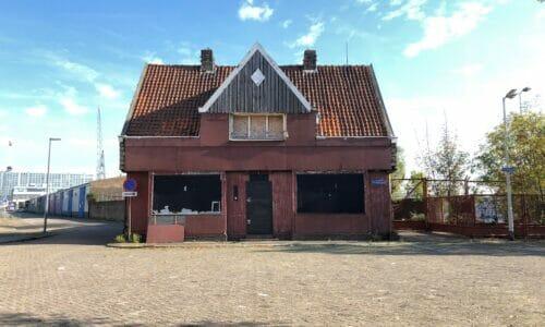 Door Cuypersgenootschap gered veerhuis in Rotterdam wordt gerestaureerd